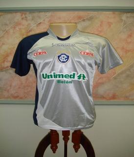 Camisa Futebol Remo Belem Pa Champs Jogo Antiga 1182