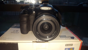 Camera Profissional Sony A3500