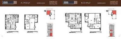 (crm-34-2173) Pre-venta Central Park Bosque Real Departamento Tipo Soho
