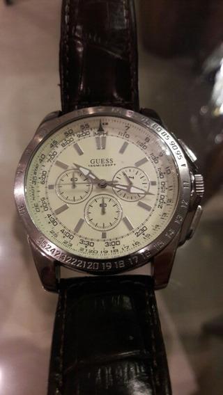 Relógio Guess Caixa De Aço