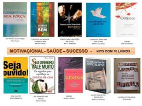 Livros Dinheiro, Prosperidade, Cura, Teologia, Apocalipse