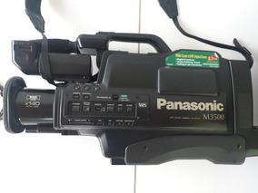 Câmera Filmadora Profissional Panasinic M3500