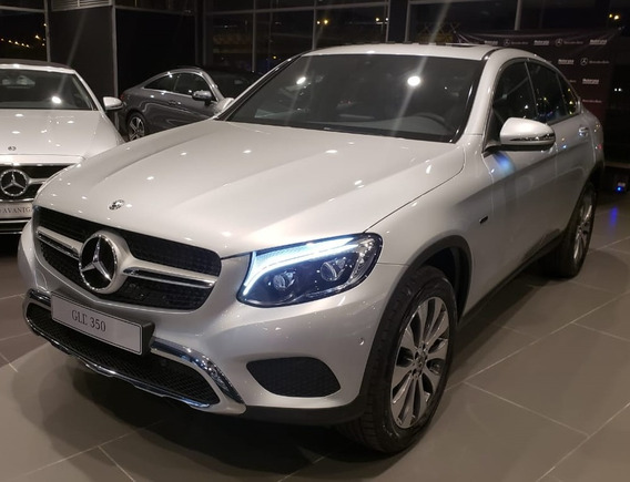 Mercedes Benz Glc350 4matic Coupe Híbrida 2019