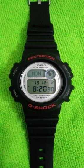 Relógio Casio G Shock Dw 9200k Fundo Rosca , Leia