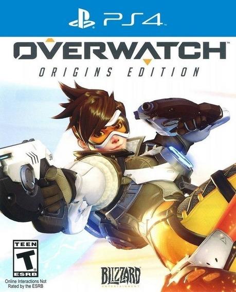 Overwatch Origins Edition   Ps4   Português