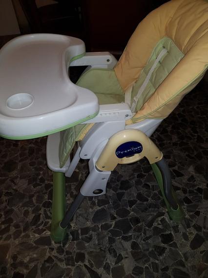 Silla Para Comer Premium Baby (usado)