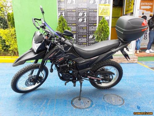 Moto Akt Ttr 200