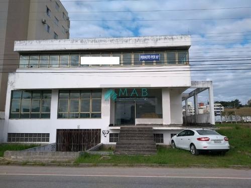 Imagem 1 de 8 de Edifício Comercial À Venda Em Excelente Localização Em Pedra Branca - Palhoça Grande Florianópolis Sc! - Co00003 - 69569717