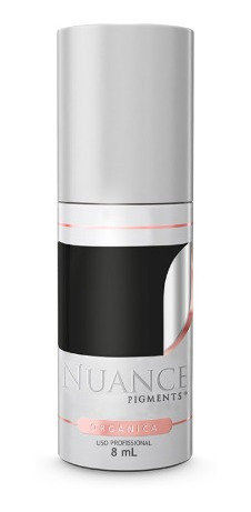 Pigmento Black Eyes Nuance Organica- 8 Ml