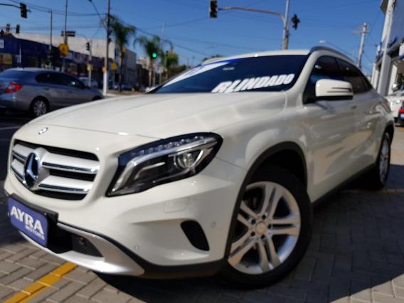 Mercedes Gla 200 Adv. 1.6/1.6 Tb 16v Flex Aut. 2017/201...