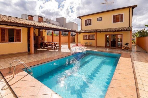 Casa À Venda, 341 M² Por R$ 1.299.000,00 - Aruã Eco Park - Mogi Das Cruzes/sp - Ca0096
