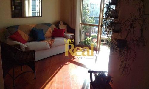 Imagem 1 de 30 de Apartamento Com 3 Dormitórios À Venda, 83 M² Por R$ 814.000,00 - Pompeia - São Paulo/sp - Ap7010