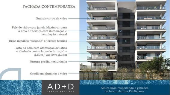 Jd. Paulista Aptos 216m² 3 Suítes Ou 4 Dorm Com 3 Vagas