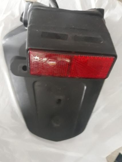 Suporte Placa Cbr600 05/06 Original Usado