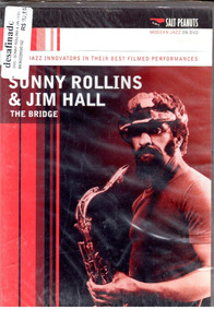 Dvd - Sonny Rollins And Jim Hall: The Bridge