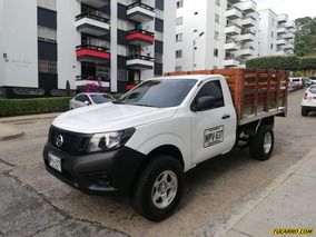 Nissan Frontier Np300 2500cc 4x2 Aa