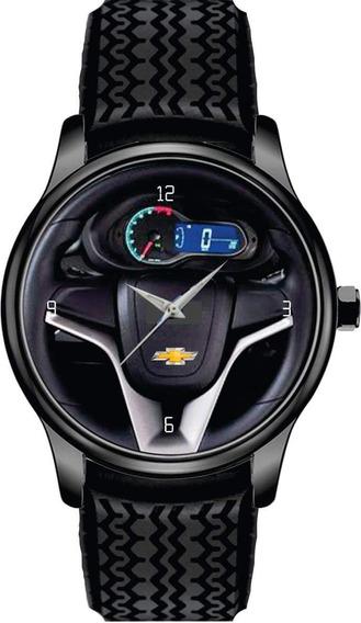 Relógio De Pulso Personalizado Painel Onix - Cod.gmrp001