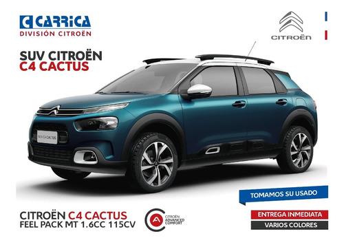Citroen C4 Cactus 0km 2021