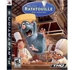 Ratatouille - Jogo Ps3