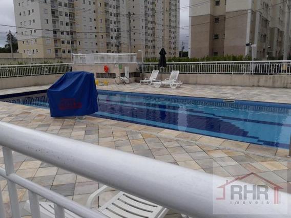 Apartamento Para Venda Em Mogi Das Cruzes, Mogilar, 2 Dormitórios, 1 Banheiro, 1 Vaga - 544_1-1355051