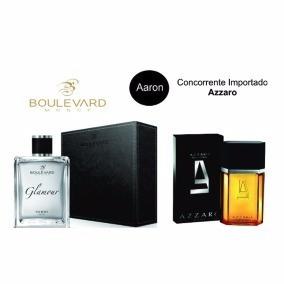 Perfume Aaron 60 Sion Boulevard Concorrente Importado Azzaro
