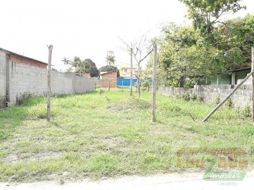 Terreno Para Venda Em Peruíbe, Caraguava - 2377_2-872810