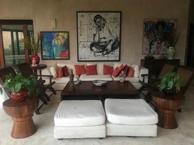 Preciosa Residencia En Exclusiva Privada Eco Resort Con Amenidades.