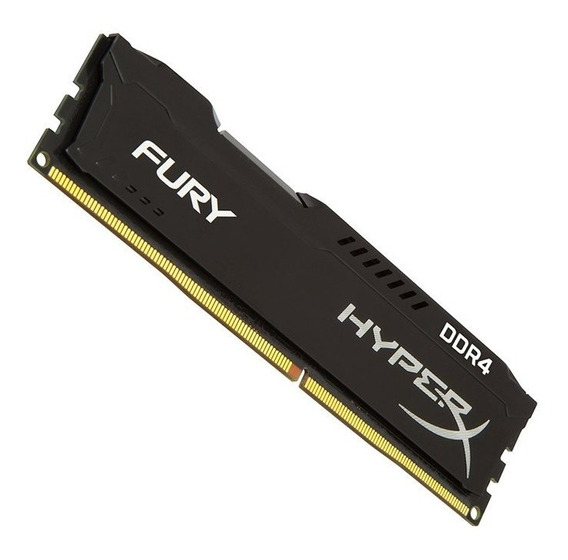Memória Ddr4 Hyperx 2666mhz 4gb Pc Gamer Desktop