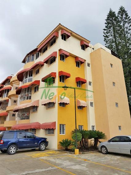 Apartamento Pent-house En Santiago De Oportunidad (tra-207)