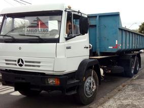 Mb 1714 K -94/95 - Truck, C/ Roll On Grimaldi 25t + Caçamba