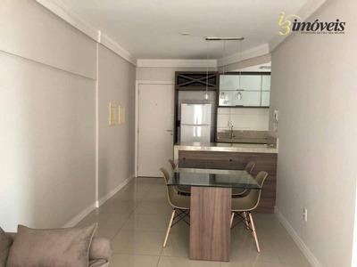 Apartamento Mobiliado No Bairro São João Em Itajaí - Sc - Ap1104