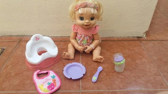 Baby Alive Hora Do Troninho (antiga)