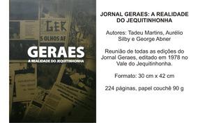 Jornal Geraes: A Realidade Do Jequitinhonha