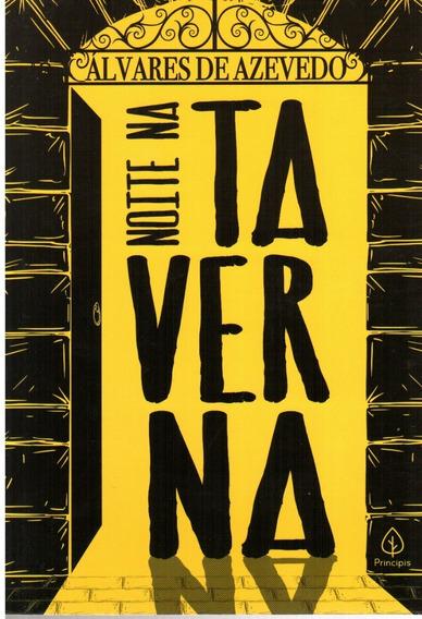 Livro Noite Na Taverna - Álvares De Azevedo