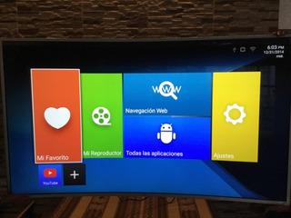 Pantalla Cobia Smart Tv Curva 4k 65pulgadas