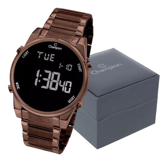 Relógio Feminino Champion Digital Esportivo Original Luxo Nf