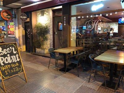 Fondo De Comercio En Venta Cervecería Restaurant V.ballester