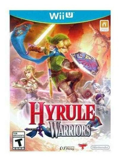 Juego Nintendo Wii U Hyrule Warriors - Original Fisico