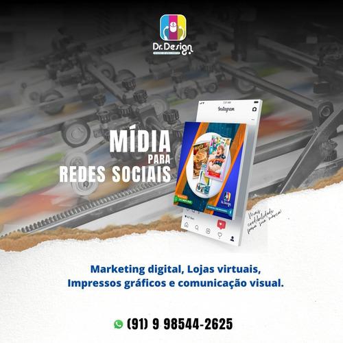 Mídia Para Redes Sociais (feed, Heels, Story E Etc)