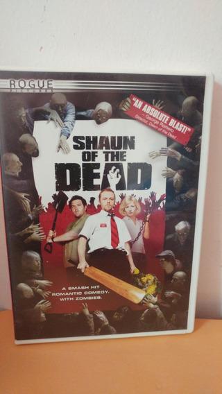 Pelicula Shaun Of The Dead Simon Pegg Movie Import Terror