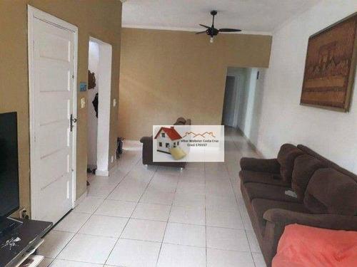 Casa À Venda, 150 M² Por R$ 230.000,00 - Jardim Real - Praia Grande/sp - Ca0360