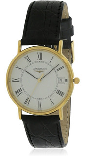 Longines La Grande Classique De Cuero Reloj De Hombre