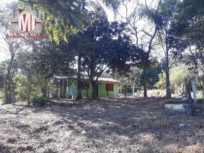 Chácara Com 2 Dormitórios À Venda, 7500 M² Por R$ 165.000 - Tuiuti - Tuiuti/sp - Ch0270