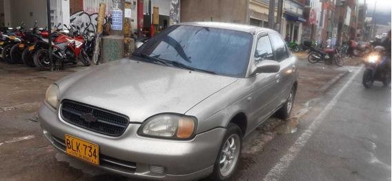 Chevrolet Esteem 2001