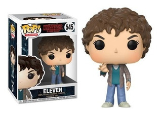 Figura Vinilo Pop Stranger Things Eleven Funko Original