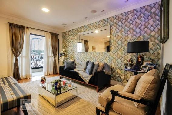 Apartamento No 5º Andar Mobiliado Com 2 Dormitórios E 2 Garagens - Id: 892943959 - 243959