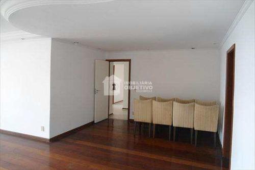 Apartamento Com 4 Dorms, Vila Morse, São Paulo, Cod: 2749 - A2749
