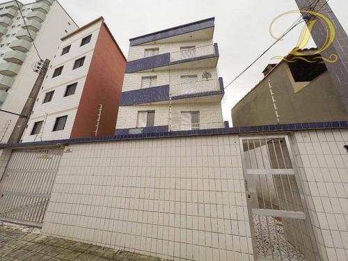 Imagem 1 de 23 de Apartamento Com 1 Dormitório À Venda, 55 M² Por R$ 150.000,00 - Aviação - Praia Grande/sp - Ap4485