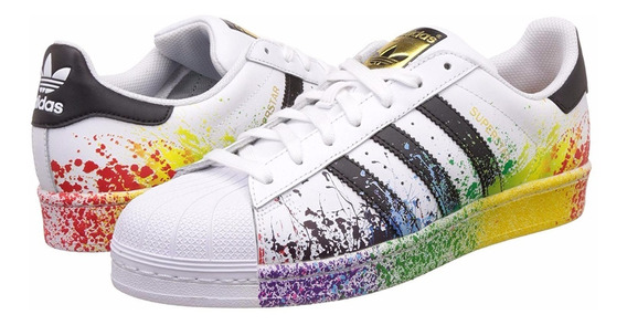 adidas Superstar Pride Back Original Envio Gratis Inmediato