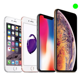iPhone 6 6s 5s 7 Plus 8 X 16 32 64 128 + Obsequio